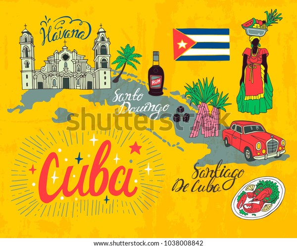 Illustrated Tourist Map Cuba National Color Stock Vector ... on belgium map, india map, costa rica map, germany map, carribean map, thailand map, russia map, dominican republic map, jamaica map, puerto rico map, czech republic map, china map, italy map, portugal map, iran map, australia map, cyprus map, peru map, haiti map, brazil map, iceland map, mexico map, france map, africa map, usa map, hispaniola map, chile map, panama map, lesser antilles map, united states map, argentina map, ireland map, croatia map, greece map, austria map,