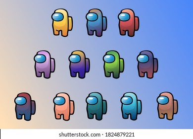 Among Us Images Stock Photos Vectors Shutterstock