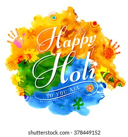Happy Holi Images Stock Photos Vectors Shutterstock