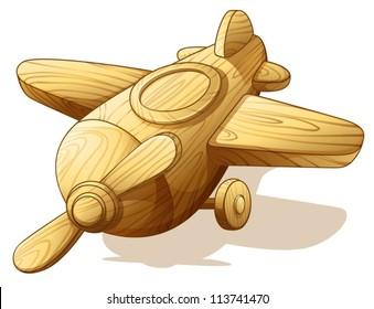 Wooden Plane Images, Stock Photos & Vectors | Shutterstock