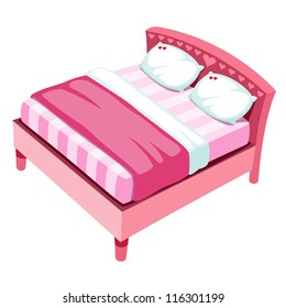 Cartoon Bed Images Stock Photos Vectors Shutterstock You'll receive email and feed. https www shutterstock com image vector illustration bed on white background 116301199