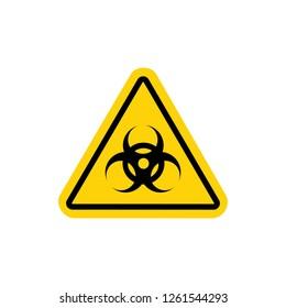 illustration of biohazard