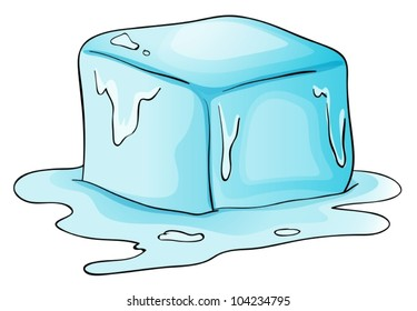 cartoon ice cubes images stock photos vectors shutterstock rh shutterstock com cartoon movie with ice cube cartoon ice cube images