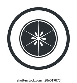 illustration of business and finance icon orange
