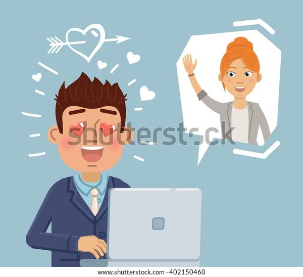Wb dating - živé flirtování