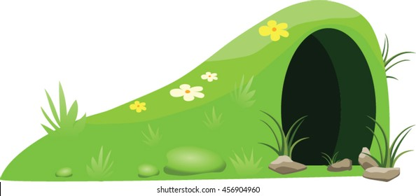 rabbit hole images stock photos amp vectors shutterstock