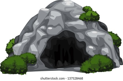 Delightful Illustration Cave