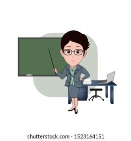 illustration-character-female-teacher-posing-260nw-1523164151.jpg