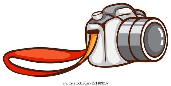 Camera Clipart Images, Stock Photos & Vectors | Shutterstock