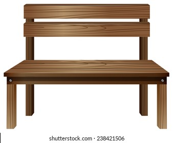 Super Plain Wooden Bench Stock Vectors Images Vector Art Gmtry Best Dining Table And Chair Ideas Images Gmtryco