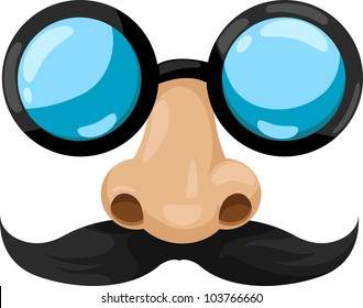 Goofy Glasses Images Stock Photos Vectors Shutterstock
