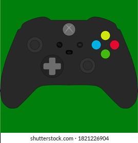 illustration control XBOX SERIES X