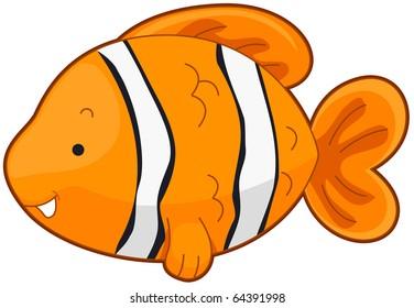 Clownfish Cartoon Images Stock Photos Vectors Shutterstock