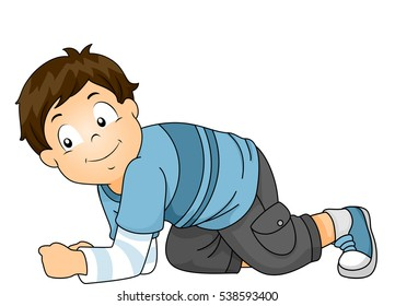 Kneeling Boy Images Stock Photos Amp Vectors Shutterstock