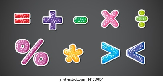 Greater Than Symbol Images Stock Photos Vectors Shutterstock