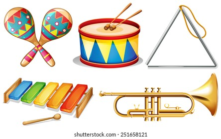Image result for musical instruments clip art