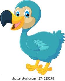 Illustration of dodo bird