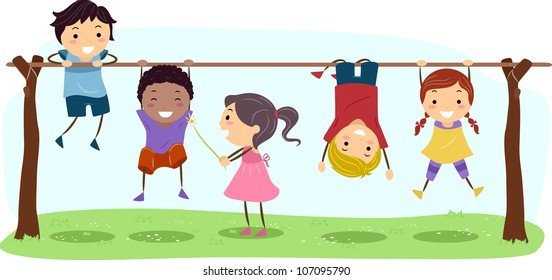 Image result for kids playing clipart