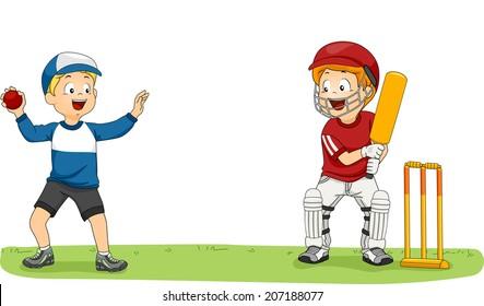 cricket cartoon images stock photos vectors shutterstock rh shutterstock com cartoon cricket pictures cartoon cricket ground