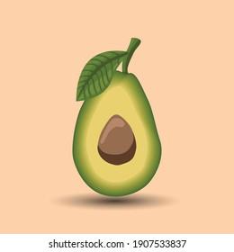 illustration flat vector Fruit of Rasberry for clipart