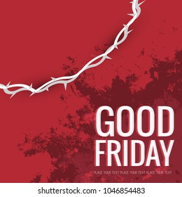 Illustration for Good friday