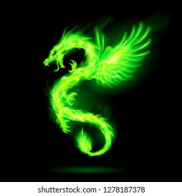 Fire Dragon Wallpaper High Res Stock Images Shutterstock
