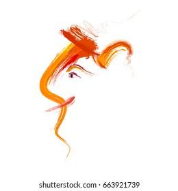 illustration of Hindu god lord Ganesha