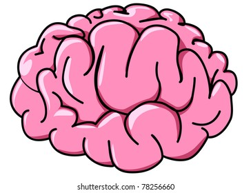 brain cartoon images stock photos amp vectors shutterstock