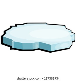cartoon floating iceberg stock images royalty free images rh shutterstock com iceberg clipart free iceberg clipart images