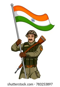 Indian Army Images Stock Photos Vectors Shutterstock