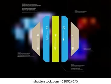 Concept Idea Advertising Marketing Promotion New Stock Vector