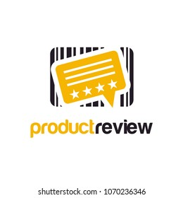 Illustration of Information about product review / rating
