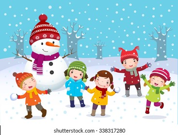 """Image result for kids winter pictures"""""""