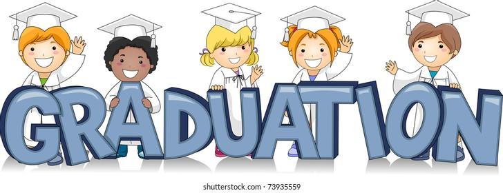 Image result for preschool graduation clipart
