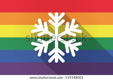 Gay snowflake