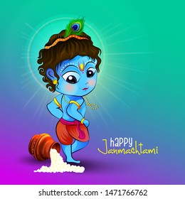 Baby Krishna Images Stock Photos Vectors Shutterstock