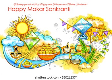makar sankranti images stock photos vectors shutterstock https www shutterstock com image vector illustration makar sankranti wallpaper colorful kite 550262374