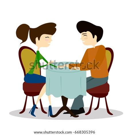 Dating oder Sprechen