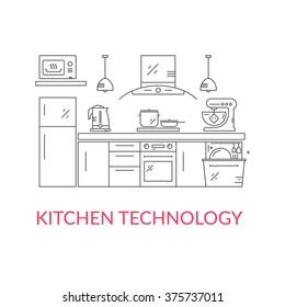 Kitchen Cabinet Repair Stock Vectors, Images & Vector Art