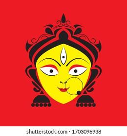 illustration on Indian God and Goddesses