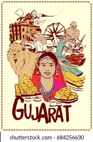 e960b6d49b Gujarat Culture Images, Stock Photos & Vectors | Shutterstock