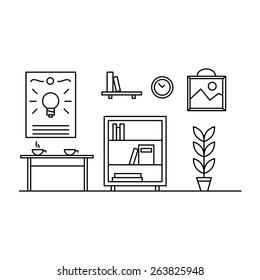 illustration premises