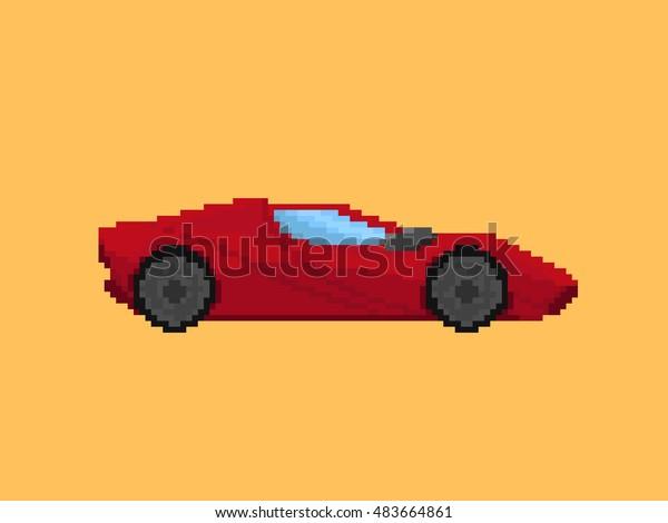 Images Clipart Vecteur voiture flamme   Clip arts gratuits