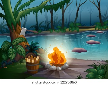 Scary Jungle Images, Stock Photos & Vectors | Shutterstock