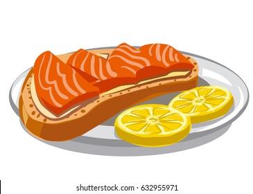 """Résultat de recherche d'images pour """"clipart saumon"""""""