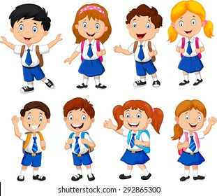 Image result for cartoon pic of students