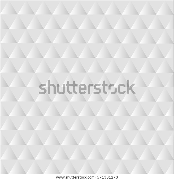 Illustration Seamless Texture White Geometric Patterned Stock ...