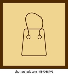 Illustration  shopping bag