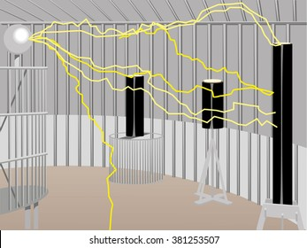 Faraday Cage Images, Stock Photos & Vectors | Shutterstock