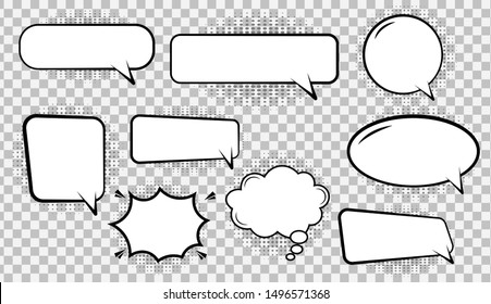 Illustration of spaces for text input.